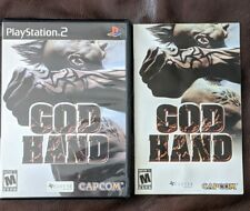 God Hand (Sony Playstation 2 PS2 2006) Complete, Great, FREE Canada Shipping!
