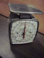 Working Vintage Canadian POSTAGE SCALE a small 5 lbs scale