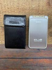 Sony CliÉ Clie Peg-Tg50/U Palm Os 5 Handheld Pda Japan Only Untested