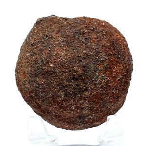 "2"" Natural Moqui Marble Sphere Shaman Stone Crystal Mineral Thunder Ball - Utah"