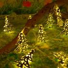 Battery Powered String Fairy Lights Christmas Xmas Party Wedding Garden Outdoor
