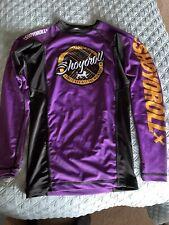 Shoyoroll Purple Rashguard - Xs