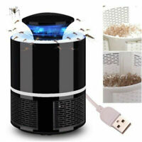 Electric Bug Zapper Mosquito Insect Killer Pest Fly Bug Control LED Trap Lamp