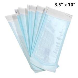 Self-Sealing Sterilization pouches assorted size 200pcs/box