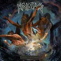 KRISIUN - SCOURGE OF THE ENTHRONED (STANDARD CD JEWELCASE) (CD)