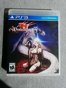 Drakengard 3 (Sony PlayStation 3, 2014)
