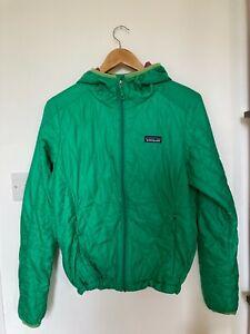 Patagonia primaloft hooded jacket