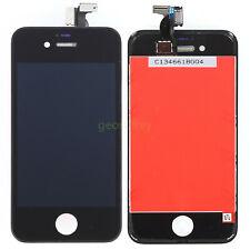 Für iPhone 4S Display LCD Touchscreen Ersatz Bildschirm Rahmen Schwarz Komplett