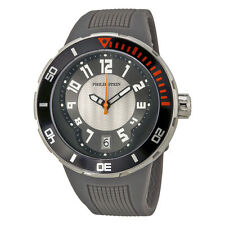Philip Stein Extreme Stainless Steel Watch 34-BGR-RGR