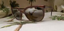 Vintage vuarnet pouilloux brown frame sunglasses