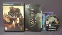 Shadow of the Colossus -  PS2 Playstation 2 Game 1 Owner COMPLETE Near Mint Disc