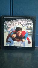 *LASERDISC* Superman The Movie-Widescreen-NonProfit OrganizationL