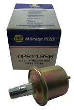 NAPA OP6119 Engine & Oil Pressure Gauge Switch Replaces Standard PS-397
