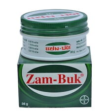 36g Pain Relief Balm ZAMBUK Massage Ointment Herbal Insect Mosquito Itch Bites