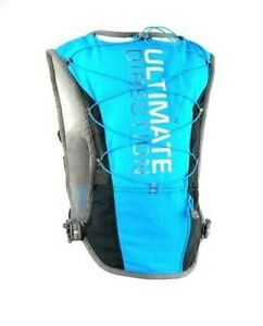 Ultimate Direction Scott Jurek Ultra Vest 3.0 Men SMALL Blue Hydration Trail Run