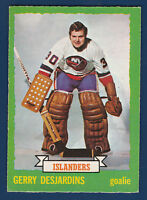 GERRY DESJARDINS 73-74 O-PEE-CHEE 1973-74 NO 178 EXMINT+ LITE BACK