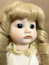 Porcelain Doll 11 Inches