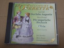 BARABAS / HOPPE / GÖRNER <  Kaiserliche Operette: Fall / Dostal  > VG+ (CD)