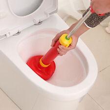 Pressure Air Drain Buster Blaster Pump Plunger Bathroom Unclog Unblock n_o