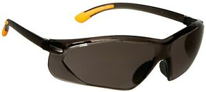 Spire Texas, Smoke Lens, Anti-Fog, Safety Glasses (Pack of 3, 6 or 12 Pairs)
