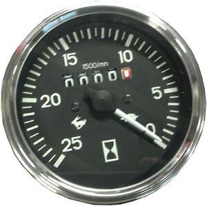 1674638M92 New Tachometer Made To Fit Massey Ferguson 230 231 253 263 298 550 +