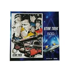 NEW ~ Buffalo Games STAR TREK The Original Series - 500 Piece Jigsaw Puzzle