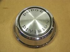 1969 Dodge Division Dart Coronet 2881762 Center Dome Cap Wheel Cover Hubcap