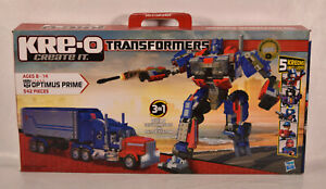 Transformers Kre-O Construction Sets Optimus Prime CIB