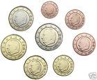 manueduc BELGICA 2003 Las 8 Monedas Nuevas Sin Circular