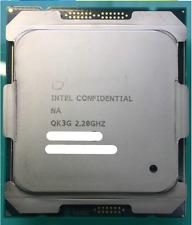 INTEL XEON E5-2630v4 ES 2.2GHz 10Core 25M 20Thread  Processor CPU