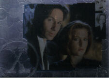 X FILES CONNECTIONS PROMOTIONAL CARD P-1