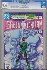 Green Lantern #167 CGC 9.6 NM+ 1983 with Green Lantern Corp Story