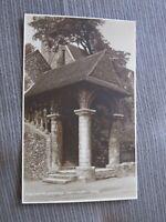 Judge's Kent postcard - Norman Staircase - Canterbury