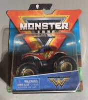 2020 Monster Jam Wonder Woman VHTF Series 12 Spin Master
