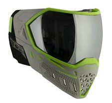 Empire EVS Thermal Paintball Goggles Mask - Limited Team - Elevation Grey/Lime