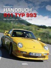 HANDBUCH PORSCHE 911 TYP 993 ALLE VARIANTEN VON 1994 - 1998 REPARATURANLEITUNG