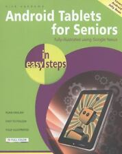 Android Tablets for Seniors in easy steps by Vandome, Nick