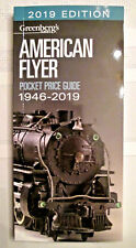 2019 EDITION GREENBERG'S...AMERICAN FLYER PRICE GUIDE....MINT.....2019....C3