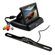 "4.3"" TFT LCD Monitor+Waterproof Anti-fog Car Rearview 170 Degree Rearview Camera"