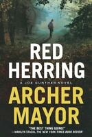 Red Herring (Joe Gunther Mysteries (Paperback)) by Mayor, Archer Book The Fast