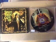 Prince Promo Cd The Greatest Romance Ever Sold And Betcha By Golly Wow