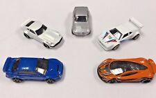 Hot Wheels 1:64 Car Culture 2017 CARS DONUTS SUBARU DATSUN BMW SET 5 MINT LOOSE