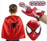 Avengers Super Hero Mask Spiderman Batman Hulk Captain Iron Man Party Glove Toy
