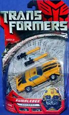 Transformers Movie Bumblebee Classic Camaro Deluxe Class New 2007 Factory Sealed