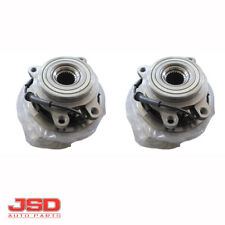 Pair Wheel Bearing & Hub Front  L+R for Land Rover Discovery Series II TAY100060