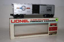 LIONEL O SCALE #TTM-7781 TOY TRAIN MUSEUM HAFNER TRAINS 1914-1951 BOX CAR, BOXED