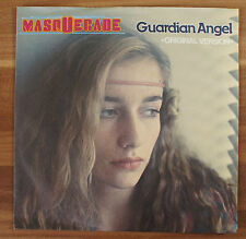 "Single 7"" Vinyl Masquerade : Guardian Angel + Silent Echoes of Katja TOP ZUSTAND"