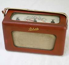 1960s Red Collectable Transistor Radios