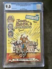 JOEL BECK'S COMICS AND STORIES #NN CGC 9.0 (1977) KITCHEN SINK PRESS