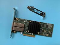 Chelsio Dual Port T520-CR 10GbE Ethernet Unified Wire Adapter